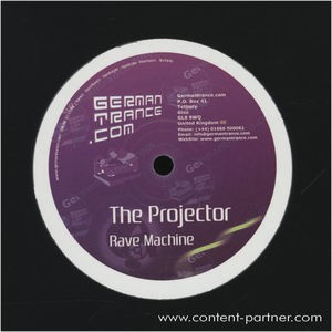 The Projector - Rave Machine