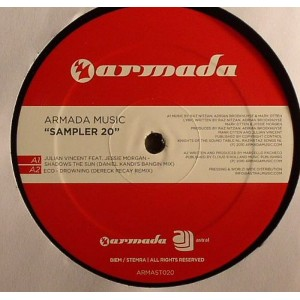 Armada Music Sampler 20