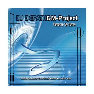 Dj Depath & M-Project - Return To Zero ( CD )