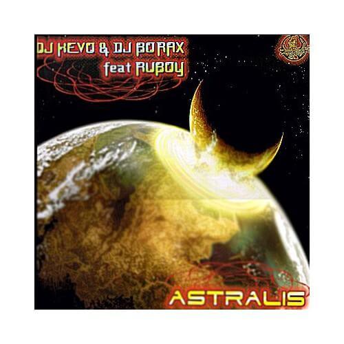 Dj Kevo & Dj Borax feat Ruboy - Astralis