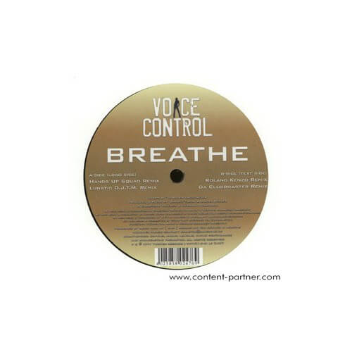 Voice control - Breathe
