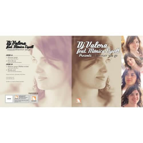 Dj valera feat. Monica Espelt - Wherever you go