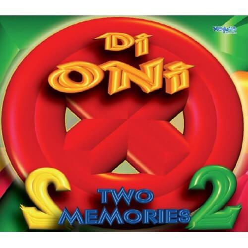 Dj Oni - Two Memories