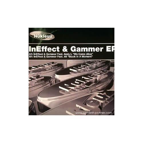 InEffect & Gammer EP -la bombaaaa-