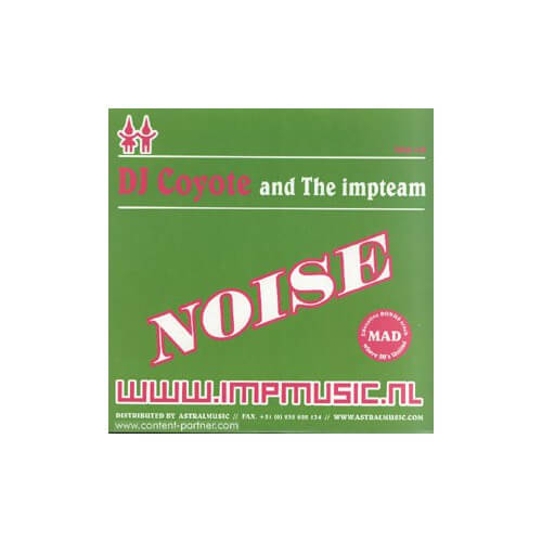 Dj Coyote - Noise