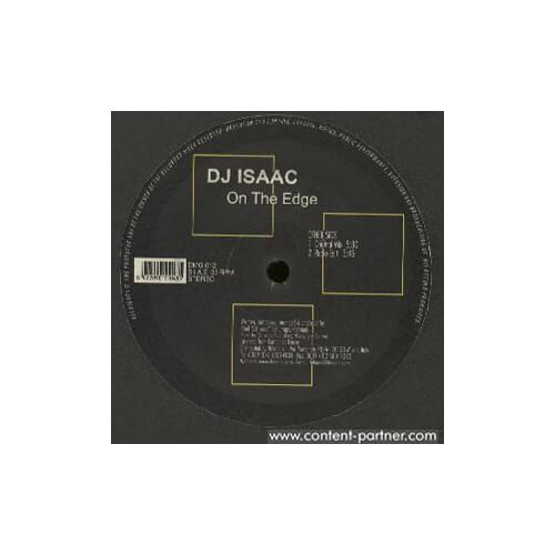Dj Isaac - on the edge