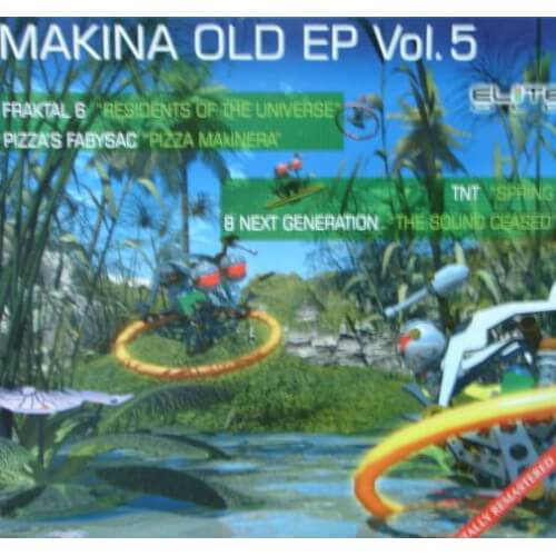 Makina old ep vol.5