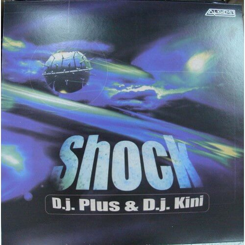 Plus & Kini - Shock (Reedición)