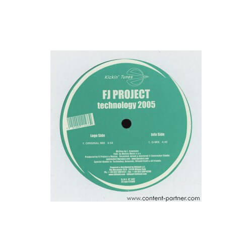 FJ Project - Technology 2005