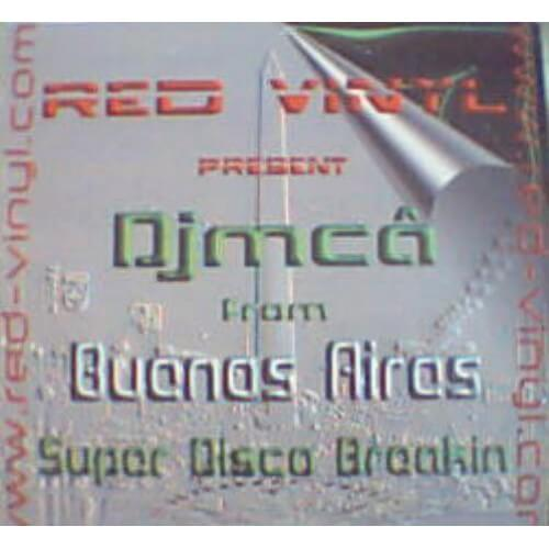DJ MCA - Super Disco Breakin