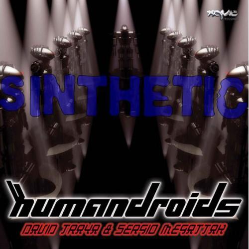 David Traya & Sergio Megattak - Humandroids