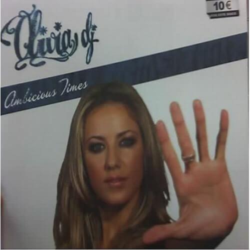 Olivia DJ - Ambicious Times