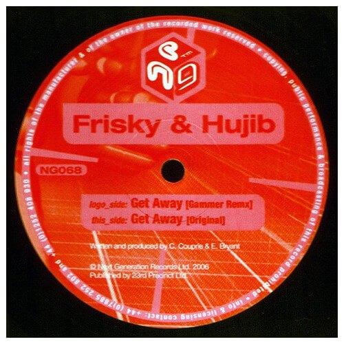 Frisky & Hujib - Get Away