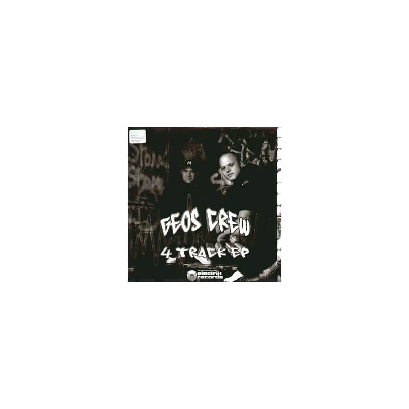 Geos Crew - 4 Track EP