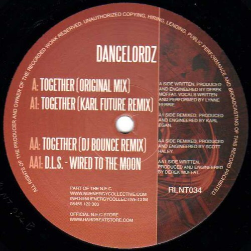 Dancelordz - Together