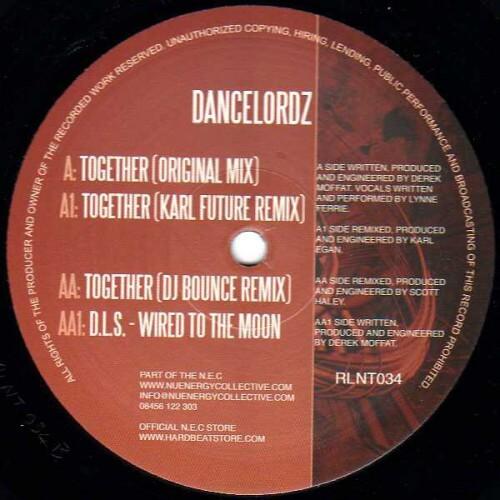 Dancelordz - Together (oferta)
