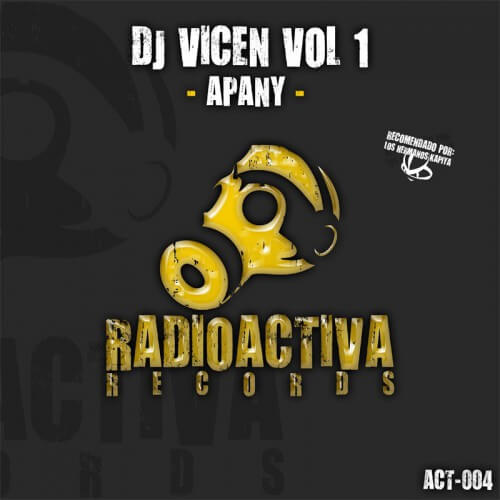 Dj Vicen Vol.1 - Apany