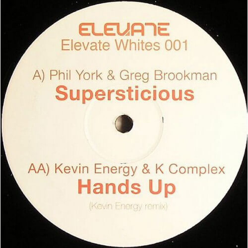 Supersticious/Hands Up