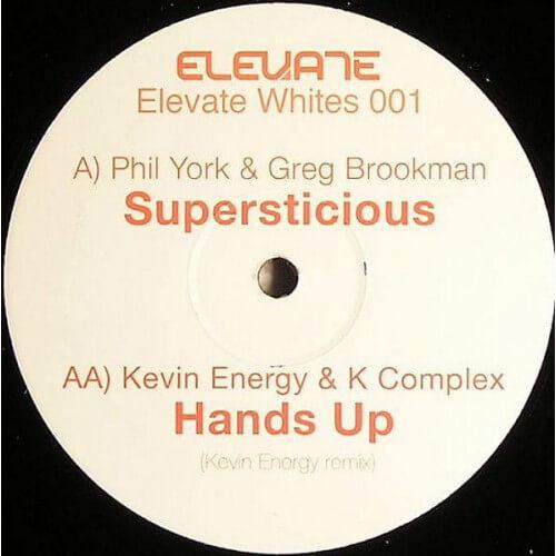 Supersticious/Hands Up
