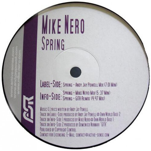 Mike Nero - Spring