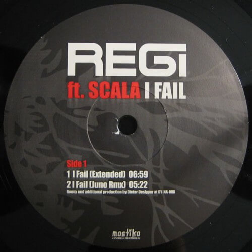 Regi Ft. Scala - I Fail