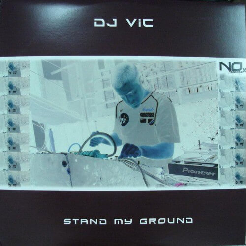Dj Vic - Stand My Ground