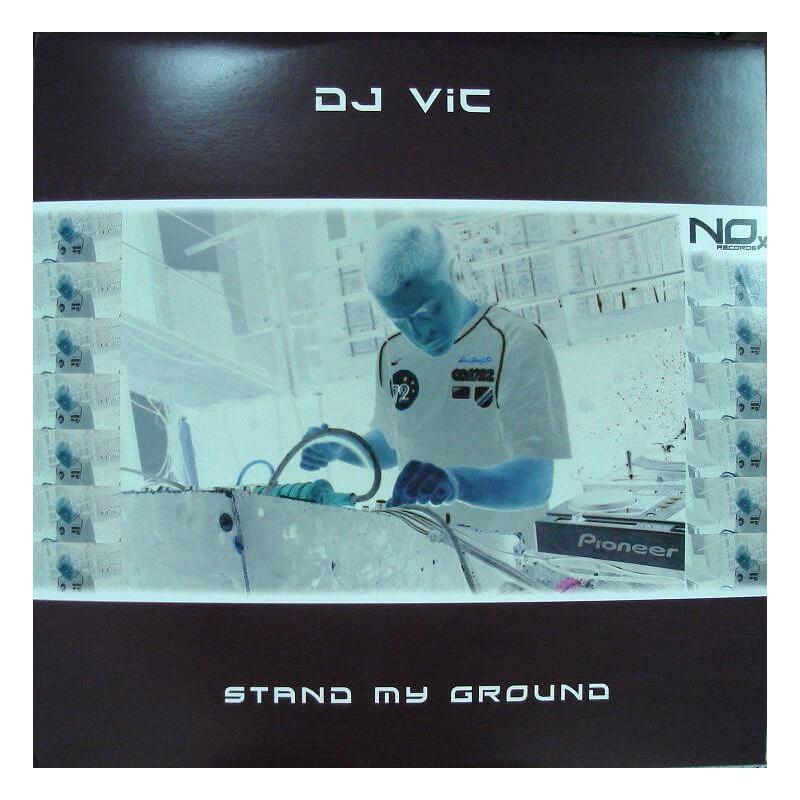 Dj Vic - Stand My Ground