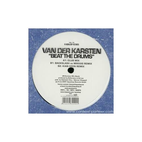 Van Der Kasten - Beat The Drums