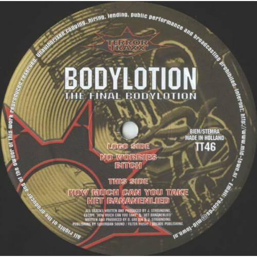 Bodylotion - The Final Bodylotion
