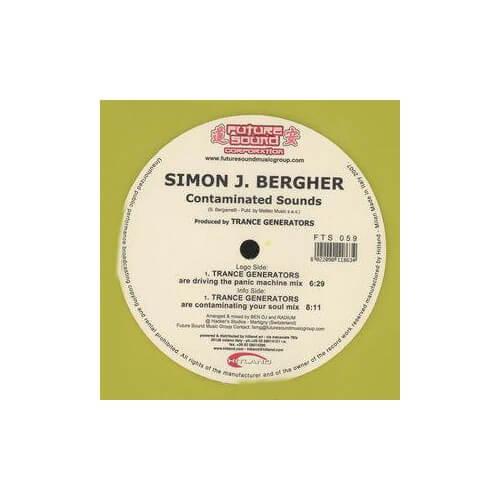 Simon J Bergher - Contaminated Sounds