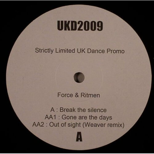 Force & Ritmen - Break The sIlence