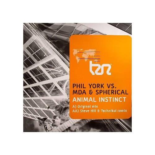 Phil York Vs MDA & Spherical - Animal Instinct