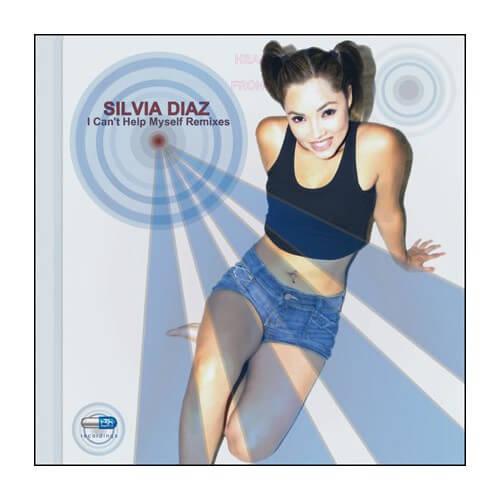 Silvia Diaz - I Can't Help Myself Rmxs
