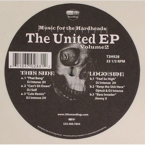 The United EP Vol.2