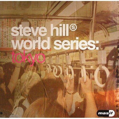 Steve Hill World Series - Tokyo