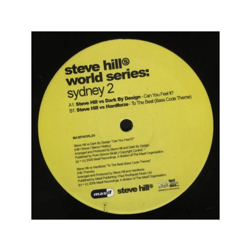 Steve Hill World Series - Sydney 2