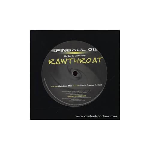 Dr Tre & Disturbed - Rawthroat