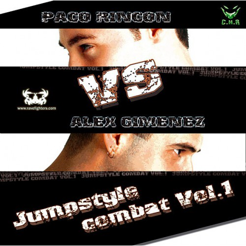 Paco Rincon Vs Alex gImenez - Jumpstyle Combat vol.1