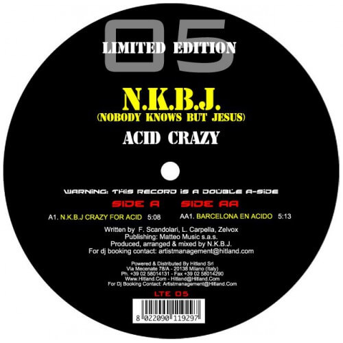 NKBJ - Acid Crazy