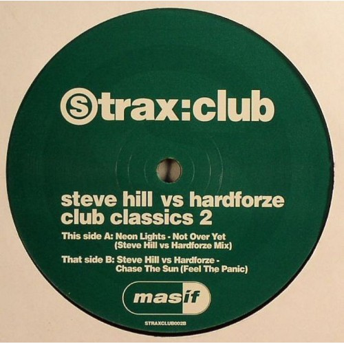 Steve Hill Vs Hardforce club classic 2