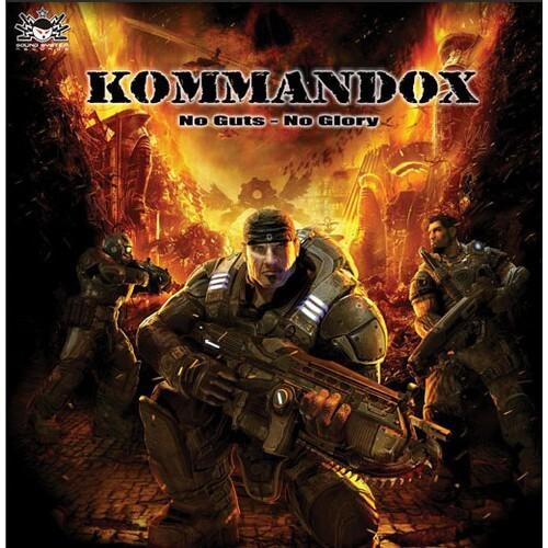 Komandox - No guts-No Glory