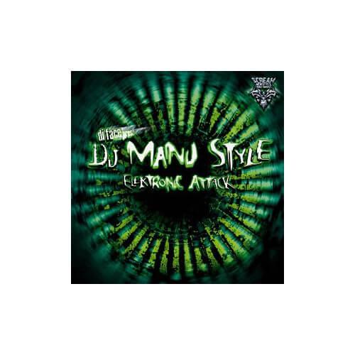 Dj Manu Style - Elektronic Attack