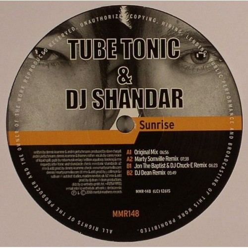 Tube Tonic & Dj Shandar - Sunrise