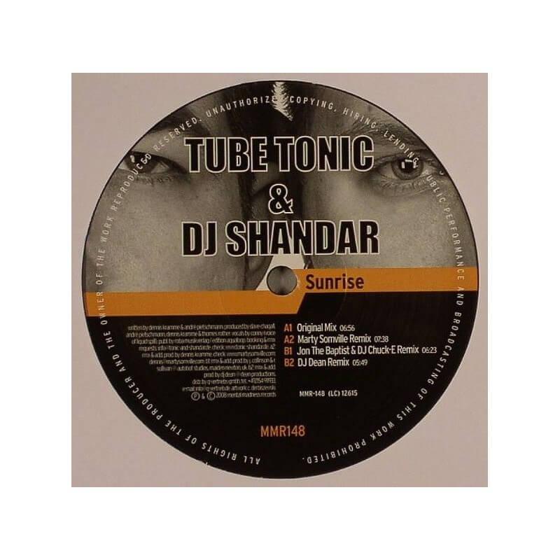 Tube Tonic & Dj Shandar - Sunrise