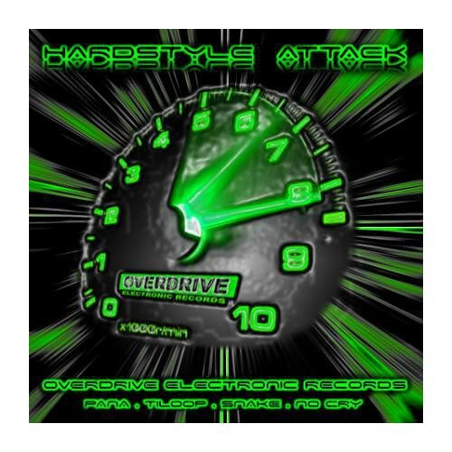 Overdrive Electronic - Hardstyle Attack