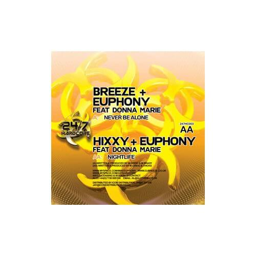 Breeze & Euphony - Never Be Alone
