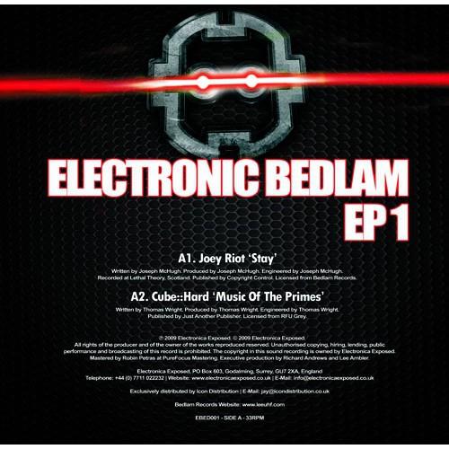 Electronic Bedlam EP 1