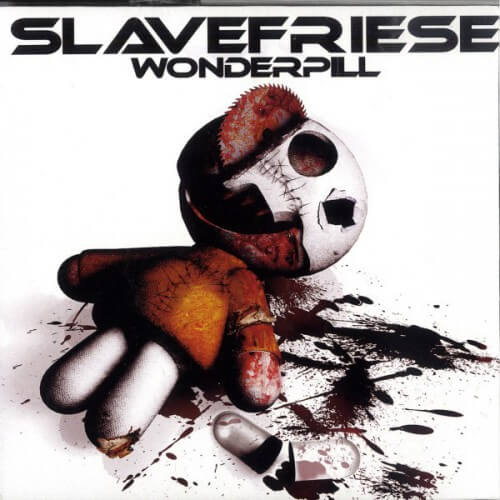 "Slavefriese - Wonderpill (7"") (Oferta)"