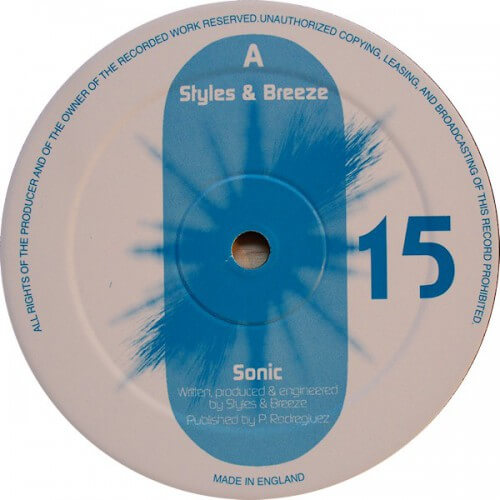 Styles & Breeze - Sonic