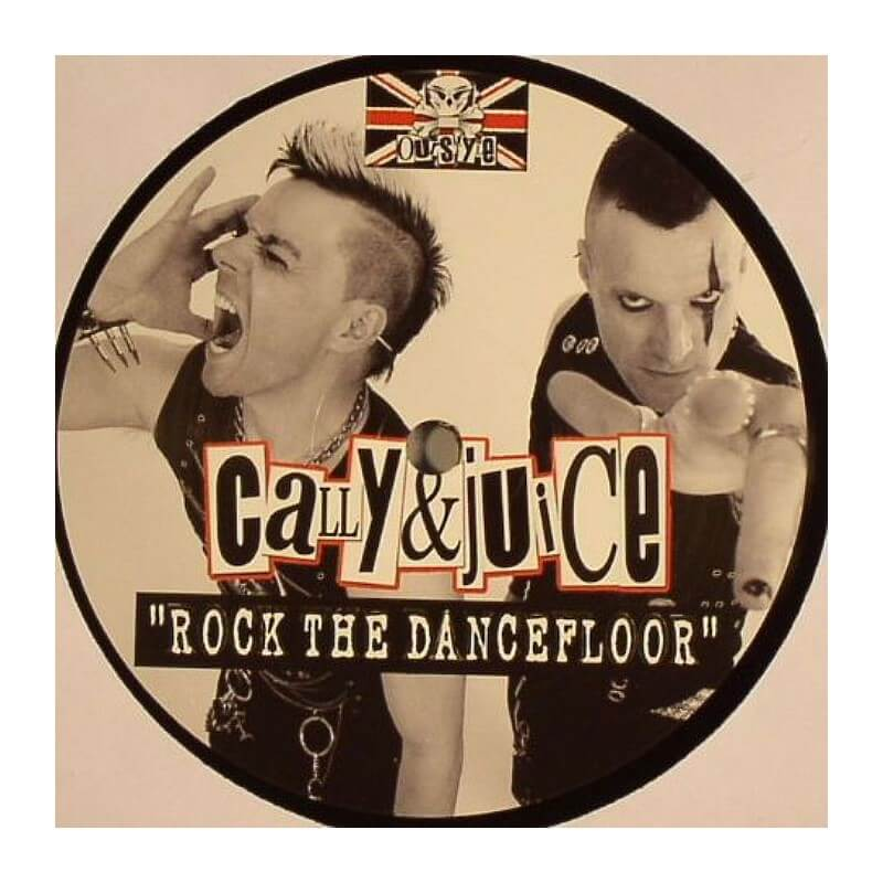 Cally & Juice - Rock The Dance Floor